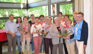 Vorstand Frauenbund St. Benno 2017