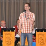 Begrüßung durch den Vorsitzenden des Pfarrgemeinderates Michael Zeller